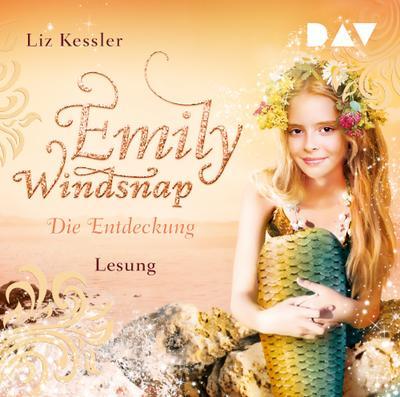 Emily Windsnap - Die Entdeckung, 2 Audio-CDs