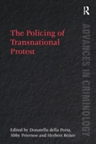 Policing of Transnational Protest