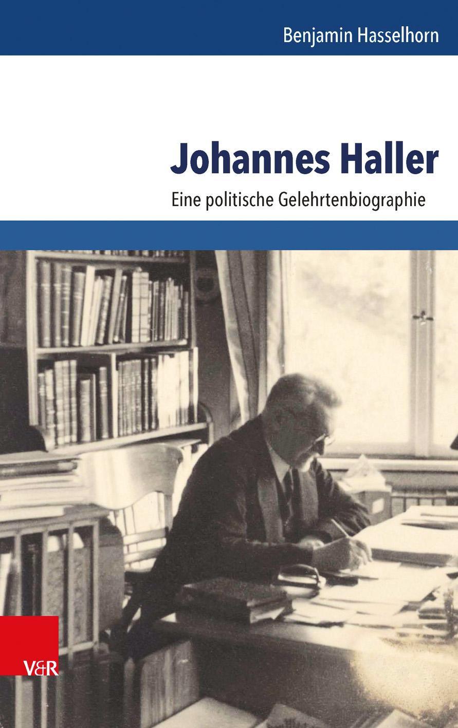 Johannes Haller Benjamin Hasselhorn
