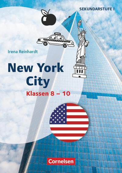 Klasse 8-10 - New York City