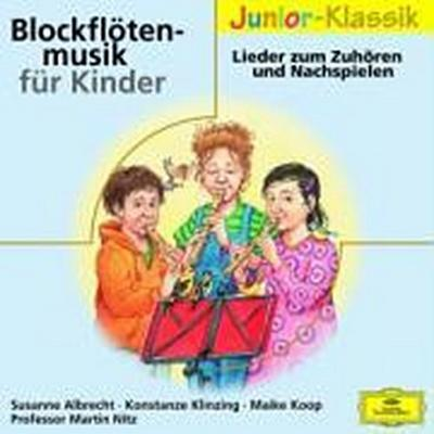 Blockflötenmusik für Kinder