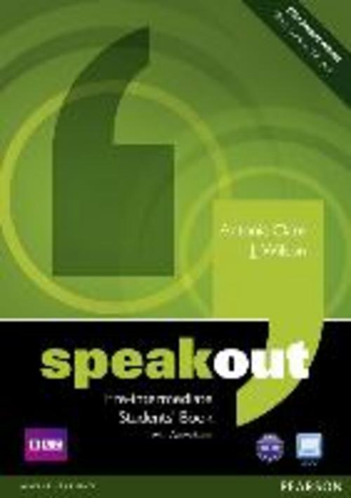 Speakout Pre-intermediate Students' Book (with DVD / Active Book) Antonia W ...