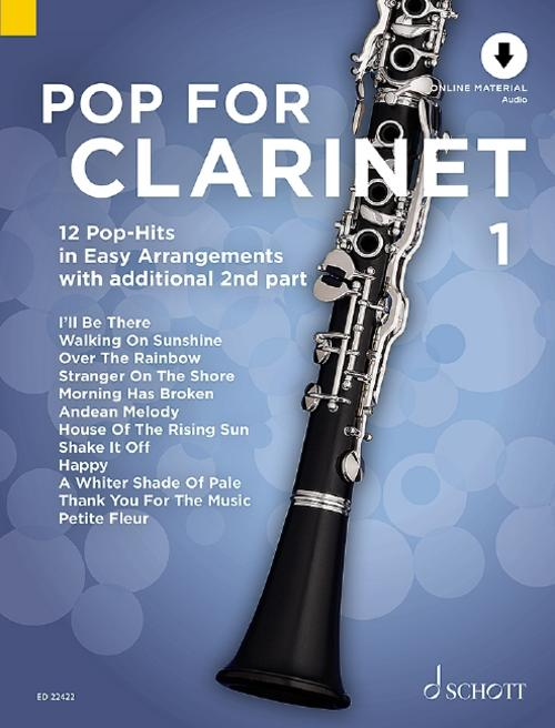 Pop For Clarinet,
