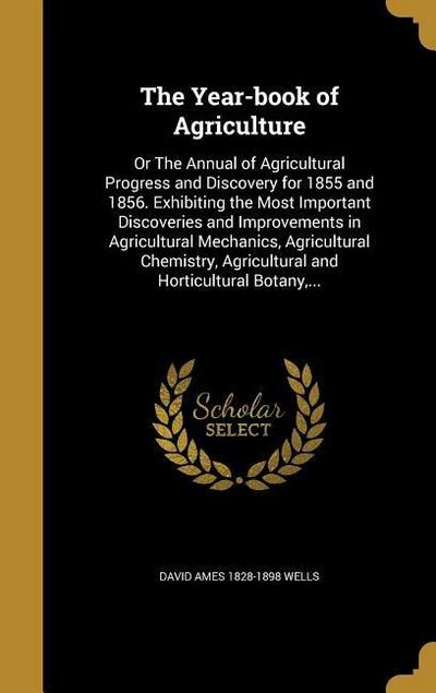 YEAR-BK OF AGRICULTURE