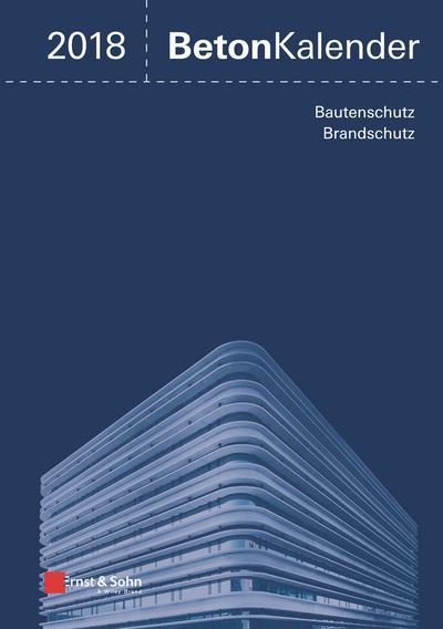 Beton-Kalender 2018