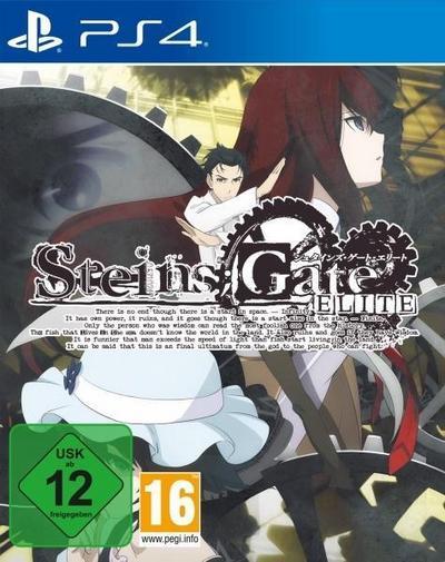 Steins;Gate ELITE (PlayStation PS4)