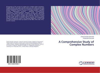 A Comprehensive Study of Complex Numbers