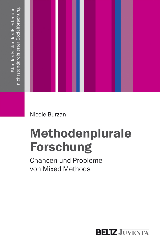 Methodenplurale Forschung Nicole Burzan 9783779934271