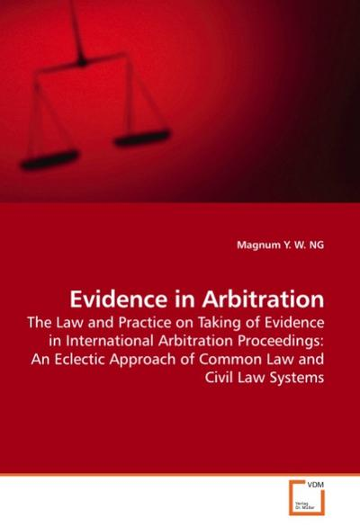 Evidence in Arbitration