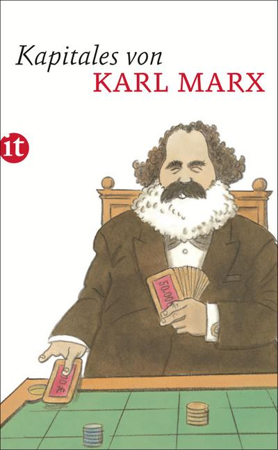 Kapitales von Karl Marx (insel taschenbuch)