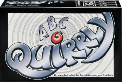 Quirrly ABC (Kartenspiel)