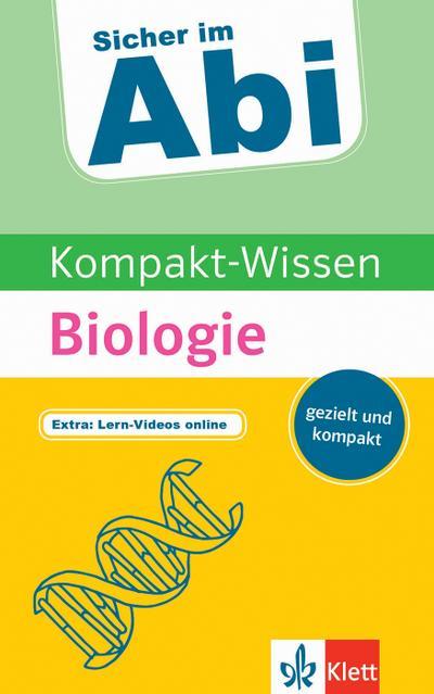 Kompakt-Wissen Biologie