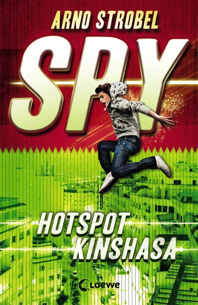 SPY - Hotspot Kinshasa; SPY; Deutsch