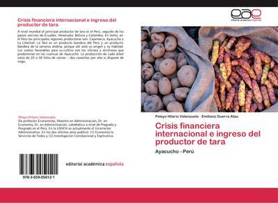Crisis financiera internacional e ingreso del productor de tara