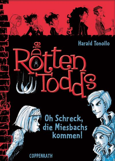 Die Rottentodds - Band 5