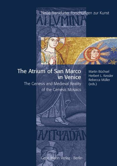 The Atrium of San Marco in Venice