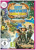 Lost Artifacts, Golden Island, 1 CD-ROM (Collector's Edition)