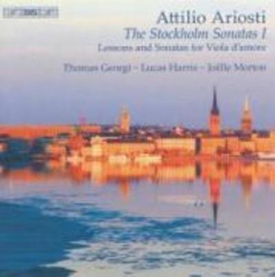 Die Stockholm-Sonaten Vol.1 F.