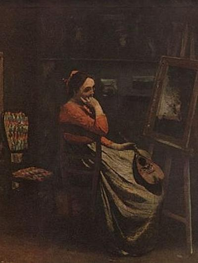 Jean-Baptiste-Camille Corot - Atelier des Künstlers - 1.000 Teile (Puzzle)
