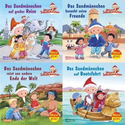 Maxi-Pixi-Serie Nr. 47: Das Sandmännchen