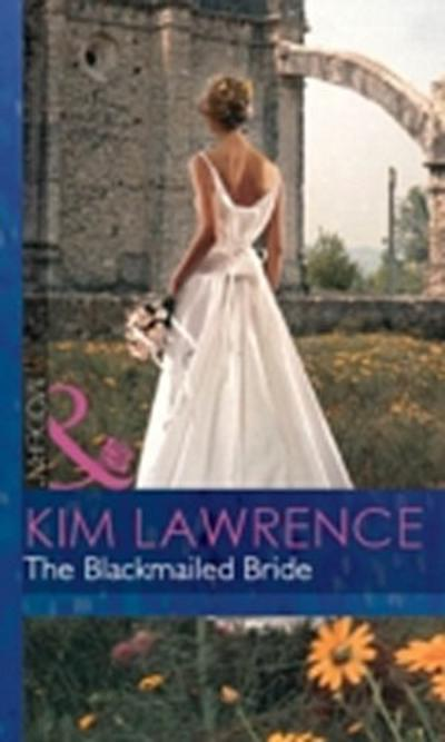 Blackmailed Bride (Mills & Boon Modern)