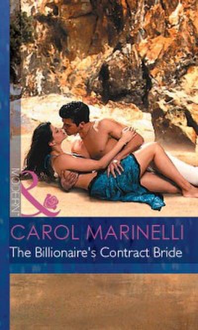 Billionaire's Contract Bride (Mills & Boon Modern) (The Australians, Book 15)