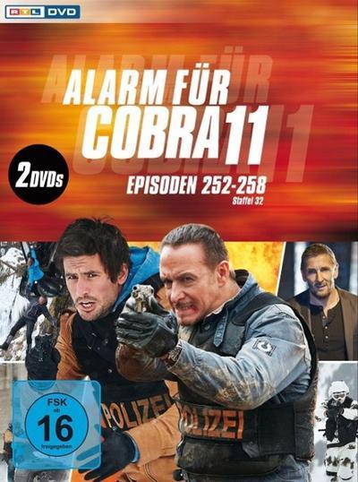 Alarm für Cobra 11 - Staffel 32 Bluray Box
