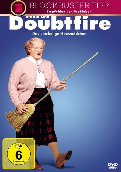 Mrs. Doubtfire - Das stachelige Hausmädchen