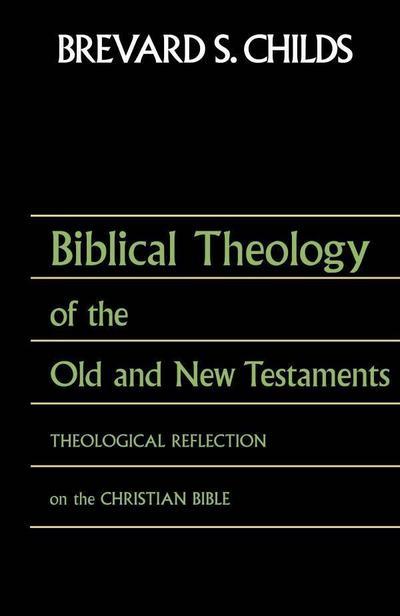 Biblical Theology of OT and NT