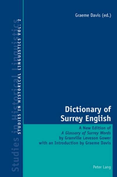 Dictionary of Surrey English
