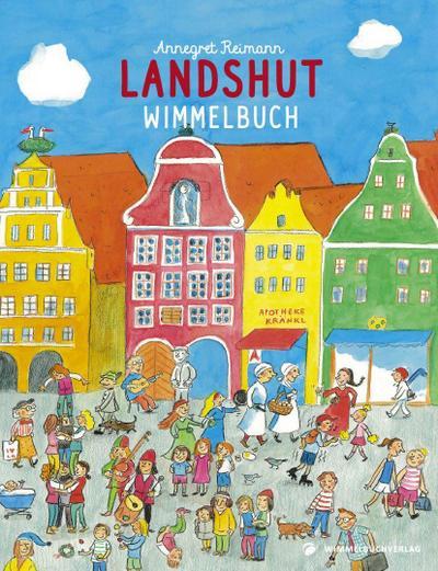 Landshut Wimmelbuch