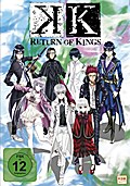 K - Return of Kings - Volume 1: Episode 01-05 im Sammelschuber