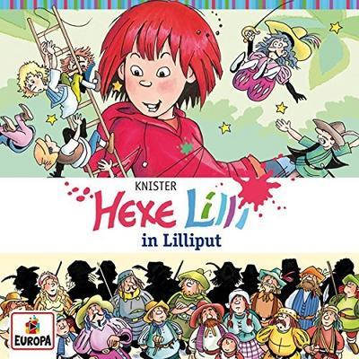 Hexe Lilli 16 in Lilliput