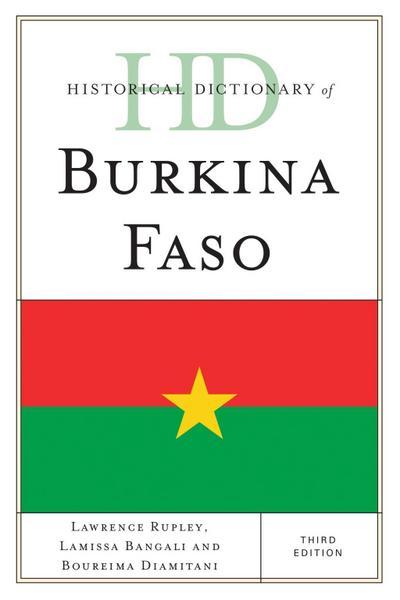 Historical Dictionary of Burkina Faso