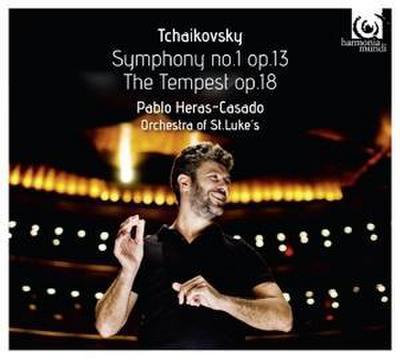Sinfonie 1 op.13/Der Sturm op.8