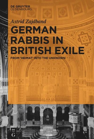 German Rabbis in British Exile