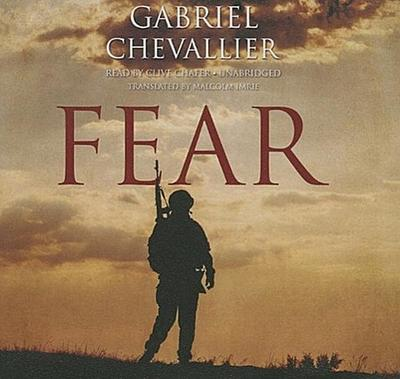 Fear: A Novel of World War I