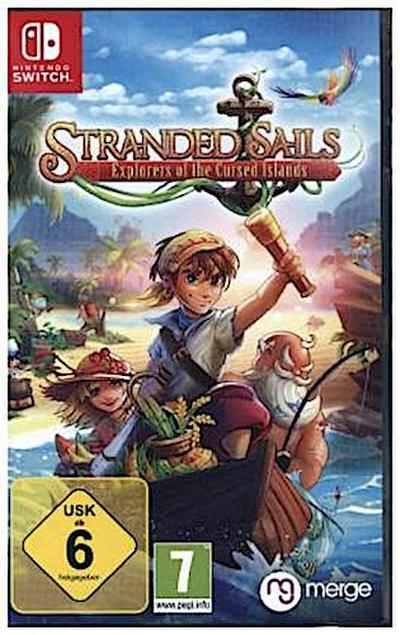 Stranded Sails, 1 Nintendo Switch-Spiel
