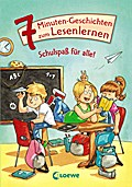 Leselöwen - Das Original - 7-Minuten-Geschichten zum Lesenlernen - Schulspaß für alle!