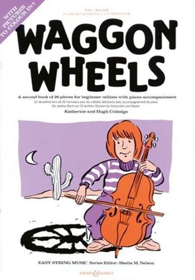 Waggon Wheels - Klavier und Violoncello