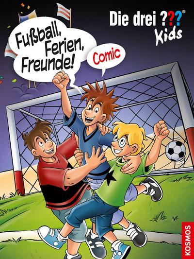 Die drei ??? Kids, Fußball, Ferien, Freunde!