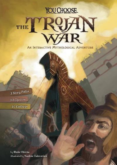 The Trojan War: An Interactive Mythological Adventure