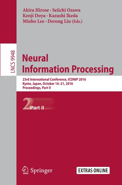 Neural Information Processing Part II