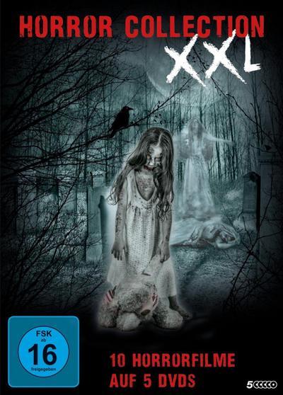 Horror Box XXL, 5 DVD