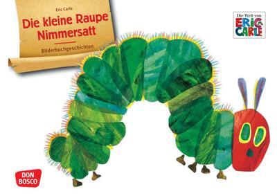 Die kleine Raupe Nimmersatt, Kamishibai Bildkartenset