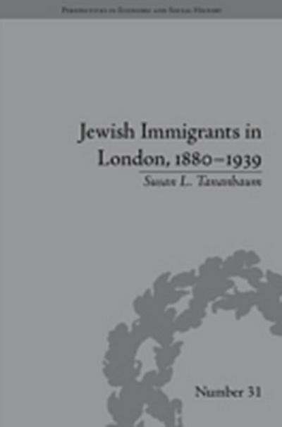 Jewish Immigrants in London, 1880-1939