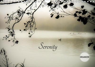 Serenity (Wall Calendar 2019 DIN A4 Landscape)