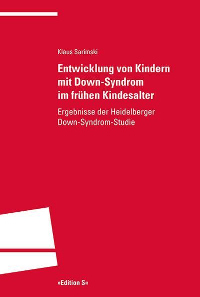 Entwicklung von Kindern mit Down-Syndrom im frühen Kindesalter