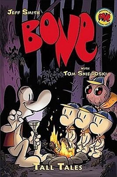 Tall Tales (Bone Prequel)