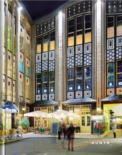 Metropolights Berlin: Lichter einer großen Stadt (KUNTH Bildbände/Illustrierte Bücher)